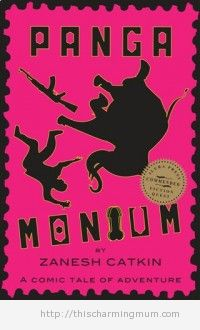 Review: Pangamonium by Zanesh Catkin