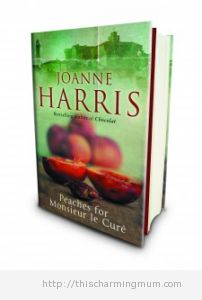 Review: Peaches for Monsieur le Cure by Joanne Harris