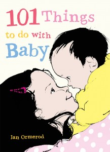 Review: 101 Things to do with Baby by Jan Ormerod