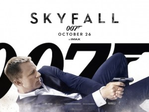 On being stirred and shaken by Skyfall