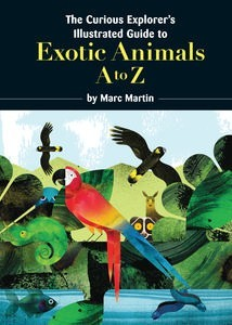 Review: The Curious Explorer's Illustrated Guide… by Marc Martin