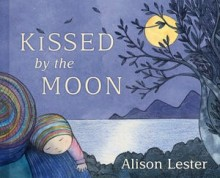 Review (and new baby gift ideas!): Kissed By The Moon / The Boy On The Page