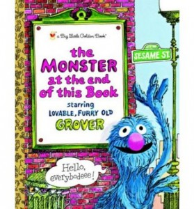 My all time favourite kids book about monsters