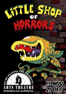 Review: Little Shop of Horrors at The Arts Theatre