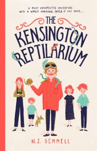 Review: The Kensington Reptilarium by N J Gemmell