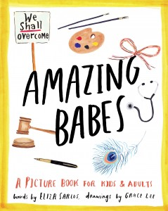 Review and Q&A: Amazing Babes by Eliza Sarlos and Grace Lee