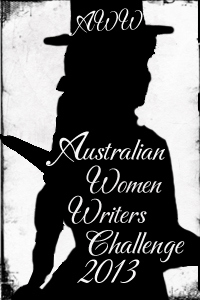 The Australian Women Writers Challenge 2013 – done!