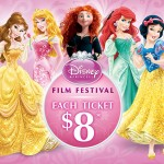 Dust off your tiara for the Disney Princess Film Festival