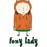Foxy Lady card image by Milly & Friends https://www.etsy.com/au/shop/Millyandfriends