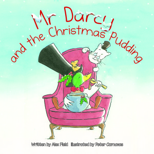 More Christmas books for little kids. Mr Darcy and the Green Sheep are back!