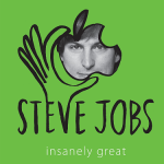 Steve Jobs: Insanely Great by Jessie Hartland