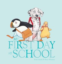 First day of school books for kids
