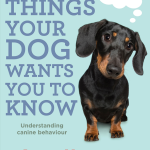 Things Your Dog Wants You To Know – Dog Training With Dognitive Therapy