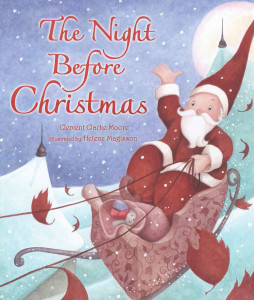 Night Before Christmas New Illustrated Edition