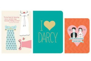 Notebooks With Pride And Prejudice Designs